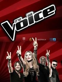 The Voice Austrália (1ª Temporada) - Poster / Capa / Cartaz - Oficial 1