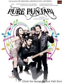 Pure Punjabi - Poster / Capa / Cartaz - Oficial 1