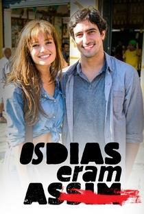 Os Dias Eram Assim - Poster / Capa / Cartaz - Oficial 1