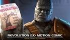 Revolution 2.0 Motion Comic | Marvel Contest of Champions