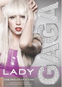 Lady Gaga: One Sequin At A Time - Poster / Capa / Cartaz - Oficial 1