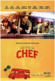Chef - Poster / Capa / Cartaz - Oficial 1