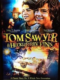 Tom Sawyer and Huckleberry Finn - Poster / Capa / Cartaz - Oficial 3