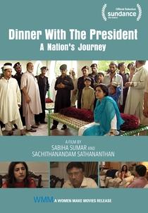 Jantar com o Presidente - Poster / Capa / Cartaz - Oficial 2