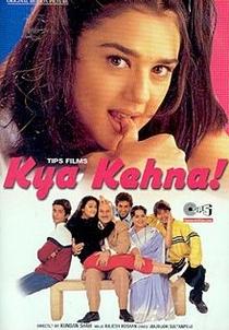 Kya Kehna - Poster / Capa / Cartaz - Oficial 1