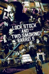 Jogos, Trapaças e Dois Canos Fumegantes - Poster / Capa / Cartaz - Oficial 10