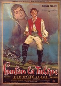Fanfan la Tulipe - Poster / Capa / Cartaz - Oficial 2