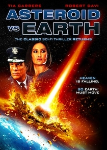 Asteroid vs Earth - Poster / Capa / Cartaz - Oficial 1