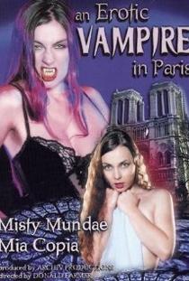 An Erotic Vampire in Paris - Poster / Capa / Cartaz - Oficial 1