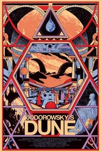 Duna de Jodorowsky - Poster / Capa / Cartaz - Oficial 1