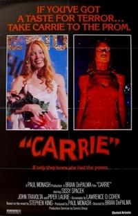 Carrie, a Estranha - Poster / Capa / Cartaz - Oficial 12