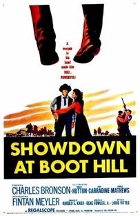 Revolta Em Boot Hill - Poster / Capa / Cartaz - Oficial 4