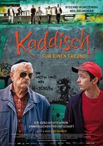 Kaddish Para Um Amigo - Poster / Capa / Cartaz - Oficial 1