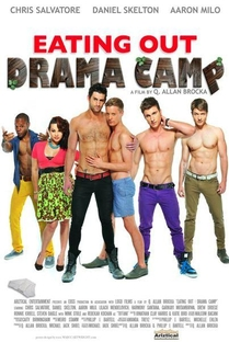 Eating Out 4 - Drama Camp - Poster / Capa / Cartaz - Oficial 1