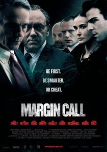 Margin Call - O Dia Antes do Fim - Poster / Capa / Cartaz - Oficial 5