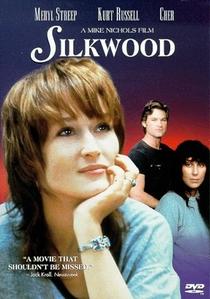 Silkwood - O Retrato de Uma Coragem - Poster / Capa / Cartaz - Oficial 5