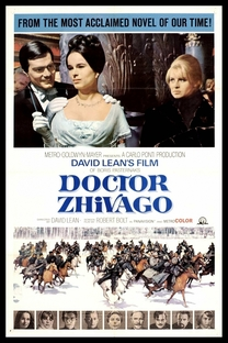 Doutor Jivago - Poster / Capa / Cartaz - Oficial 5