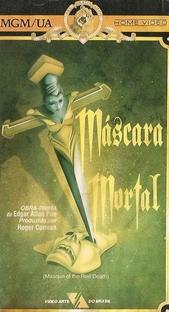 Máscara Mortal - Poster / Capa / Cartaz - Oficial 4