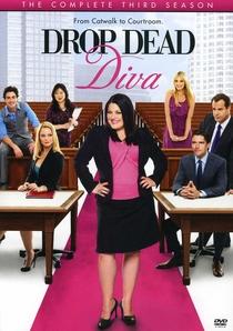 Drop Dead Diva (3ª Temporada) - Poster / Capa / Cartaz - Oficial 1