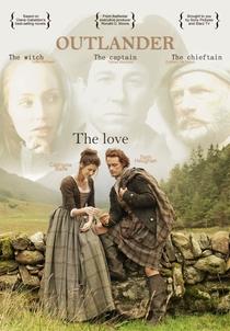 Outlander (1ª Temporada) - Poster / Capa / Cartaz - Oficial 2