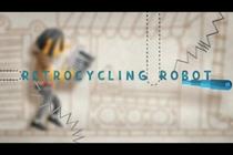 Retrocycling Robot - Poster / Capa / Cartaz - Oficial 1