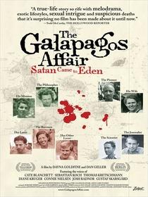 O Caso Galápagos - Quando Satã Veio ao Paraíso - Poster / Capa / Cartaz - Oficial 1