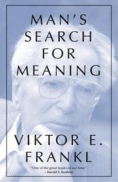 Man's Search for Meaning - Poster / Capa / Cartaz - Oficial 1