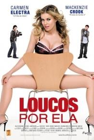 Loucos Por Ela - Poster / Capa / Cartaz - Oficial 1