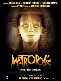 Metrópolis - Poster / Capa / Cartaz - Oficial 20
