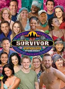 Survivor: Cambodia (31ª Temporada) - Poster / Capa / Cartaz - Oficial 1