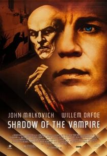 A Sombra do Vampiro - Poster / Capa / Cartaz - Oficial 1