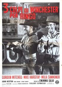 3 Balas para Ringo - Poster / Capa / Cartaz - Oficial 3