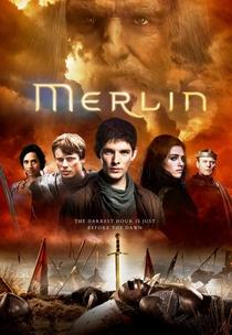 As Aventuras de Merlin (4ª Temporada) - Poster / Capa / Cartaz - Oficial 1