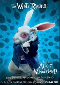 Alice no País das Maravilhas - Poster / Capa / Cartaz - Oficial 12