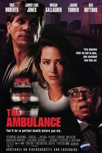 A Ambulância - Poster / Capa / Cartaz - Oficial 2