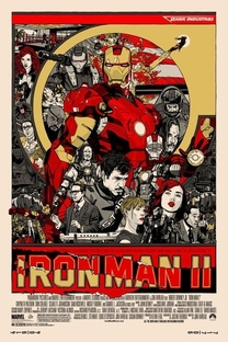 Homem de Ferro 2 - Poster / Capa / Cartaz - Oficial 7