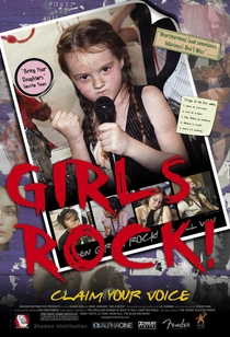 Girls Rock! - Poster / Capa / Cartaz - Oficial 1