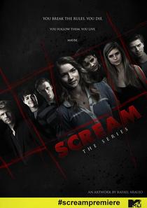 Scream (1ª Temporada) - Poster / Capa / Cartaz - Oficial 3