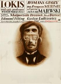LOKIS - Rekopis profesora Wittembacha   (The Bear) - Poster / Capa / Cartaz - Oficial 3
