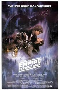 Star Wars: Episódio V - O Império Contra-Ataca - Poster / Capa / Cartaz - Oficial 5