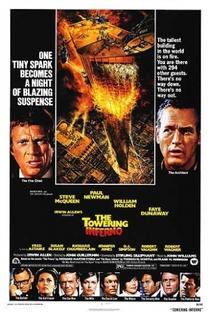 Inferno na Torre - Poster / Capa / Cartaz - Oficial 4