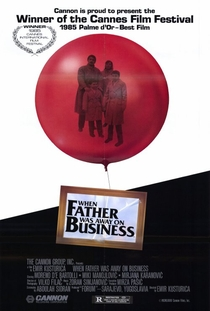 Quando Papai Saiu em Viagem de Negócios - Poster / Capa / Cartaz - Oficial 3
