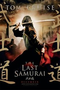 O Último Samurai - Poster / Capa / Cartaz - Oficial 3