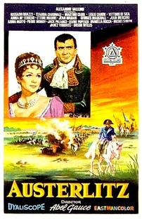 A Batalha de Austerlitz - Poster / Capa / Cartaz - Oficial 4