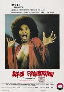 Blackenstein - Poster / Capa / Cartaz - Oficial 2