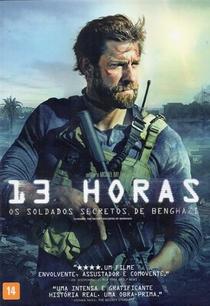 13 Horas - Os Soldados Secretos de Benghazi - Poster / Capa / Cartaz - Oficial 8