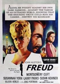 Freud, Além da Alma - Poster / Capa / Cartaz - Oficial 2