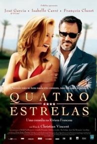 Quatro Estrelas - Poster / Capa / Cartaz - Oficial 1