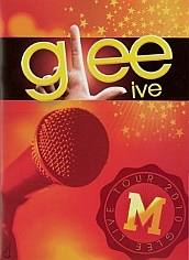 Glee Live! In Concert! - Poster / Capa / Cartaz - Oficial 1