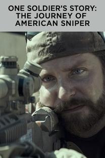 A História De Um Soldado: A Jornada Do Sniper Americano - Poster / Capa / Cartaz - Oficial 1